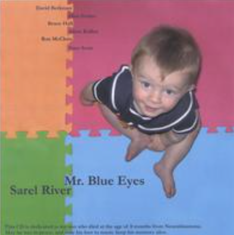 Picture of Mr.Blue Eyes Album Cover